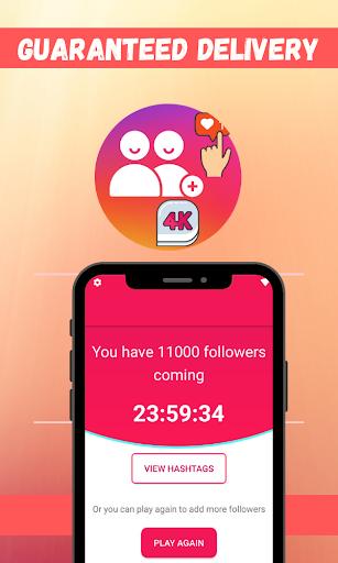 4K Followers -- followers& Likes for Instagram screenshots 4
