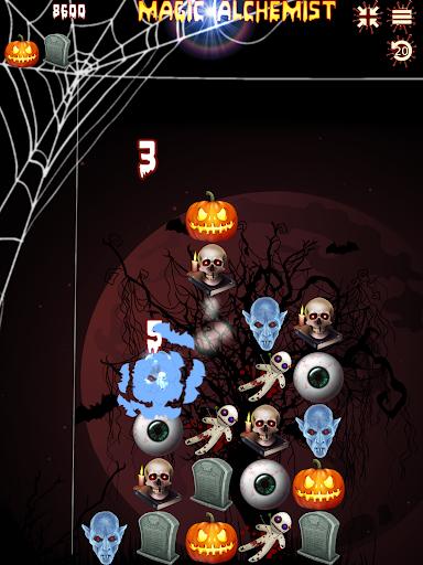 Magic Alchemist Halloween apkdebit screenshots 15