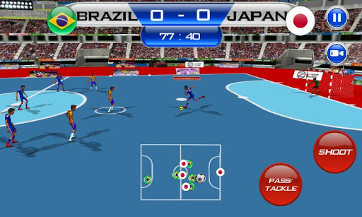 Futsal Game 2.4.1 screenshots 1