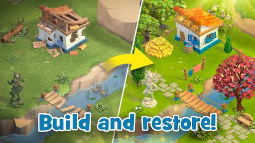 Land of Legends: Building games. Build your city apktram screenshots 20