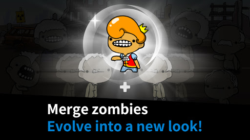 Happy Zombie Virus: Idle Merge Game  screenshots 3