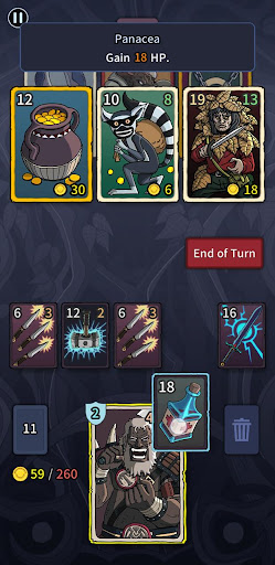 Card Warrior: Deck Building RPG 1.267.P 6