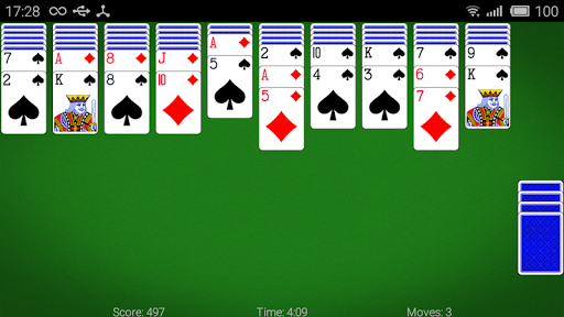 Classic - Spider Solitaire 4.7.6 Screenshots 8