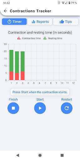 My Pregnancy Tracker Week by Week + Due Date 2.0.36 Screenshots 5