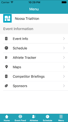 noosa triathlon screenshot 2