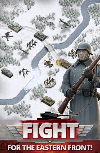 1941 Frozen Front - a WW2 Strategy War Game  screenshots 1