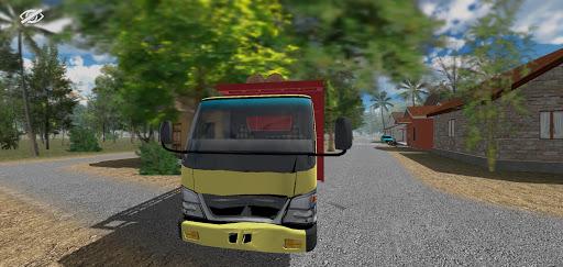 Télécharger Gratuit ES Truck Simulator ID APK MOD (Astuce) screenshots 5