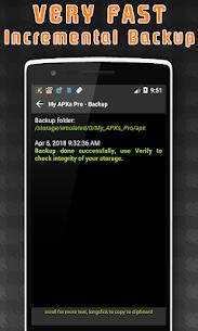 My APKs Pro v4.2 MOD APK – backup manage apps apk advanced 4