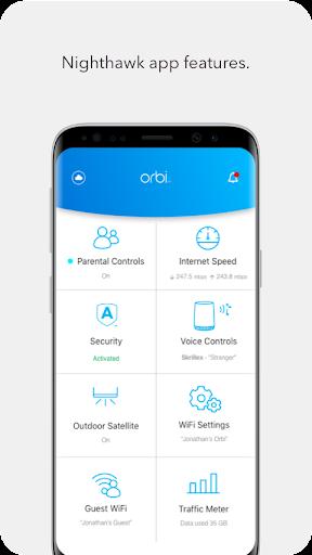 NETGEAR Orbi u2013 WiFi System App screenshots 2