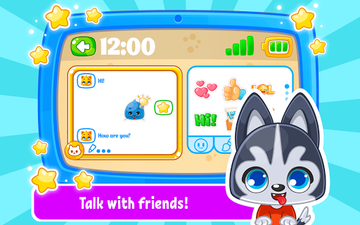 Babyphone & tablet - baby learning games, drawing 2.3.6 screenshots 17