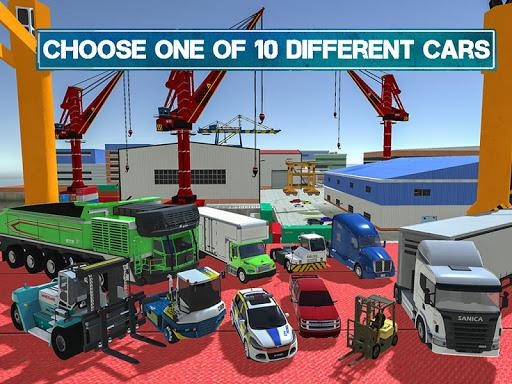 Cargo Crew: Port Truck Driver 1.2 screenshots 15