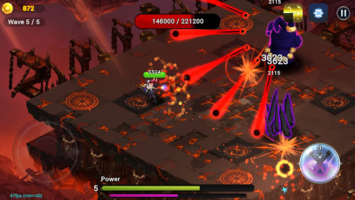 Angel Saga: Hero Action Shooter RPG 1.10 screenshots 7