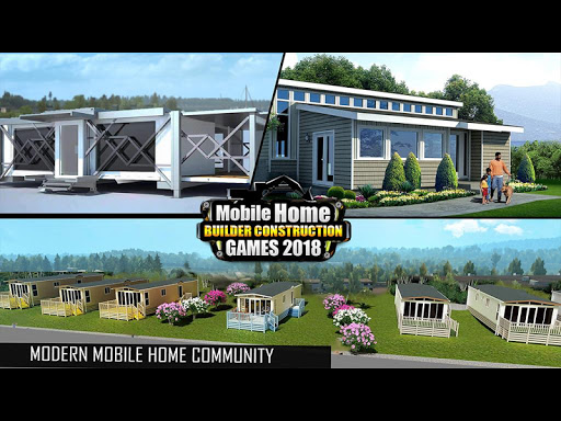 Mobile Home Builder Construction Games 2021 1.9 screenshots 12