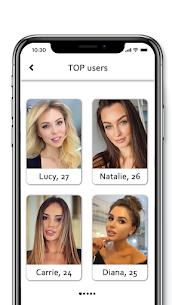 Flirt chat with beautiful women, quick meet 2