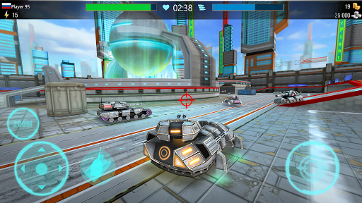 Iron Tanks: Free Tank Games - Tanki Online PVP  screenshots 5