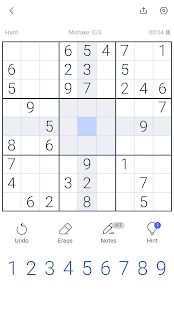 Sudoku - Free Sudoku Puzzle, Brain & Number Games 1.21.2 Screenshots 4