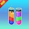 Color Liquid Sort Puzzle game apk icon
