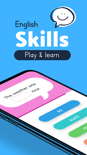 English Skills - Practice and Learn  screenshots 1