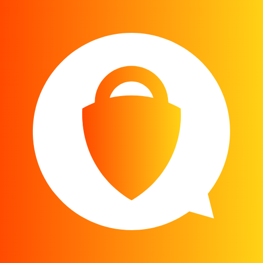 SafeChat — Secure Chat & Share icon