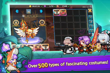 Mod Game Raid the Dungeon : Idle RPG Heroes AFK or Tap Tap for Android