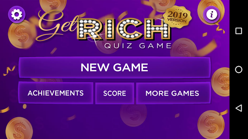 Trivia Quiz Get Rich - Fun Questions Game 3.47 screenshots 1