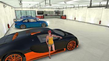 Veyron Drift Simulator