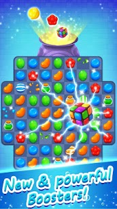 Candy Witch – Match 3 Puzzle Free Games 16.8.5039 Mod Apk (Unlimited Money/Gems) 1