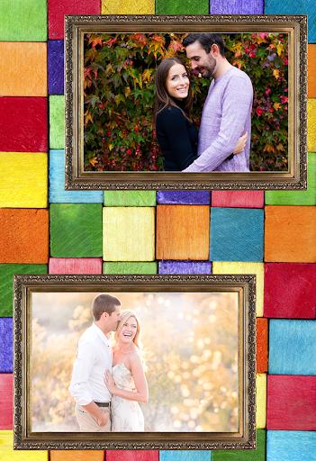 Dual Family Photo Collage Macker 1.0 Screenshots 9
