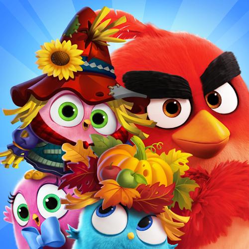 Angry Birds Match 3  [Mod Money] 4.5.0 mod