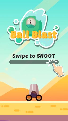 Ball Blast - Cannon Shooting Game 5.0 screenshots 1