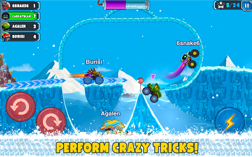 Car Eats Car Multiplayer Race 1.0.6 screenshots 5