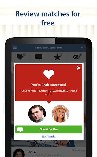 ChristianCupid - Christian Dating App 3.2.0.2662 Screenshots 11