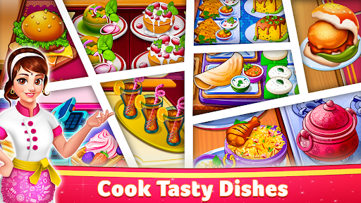 Indian Cooking Star: Chef Restaurant Cooking Games 2.6.8 screenshots 1