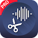MP3 Cutter Ringtone Maker Pro - Androidアプリ