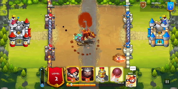 King Rivals: War Clash – PvP multiplayer strategy 1.3.4 5