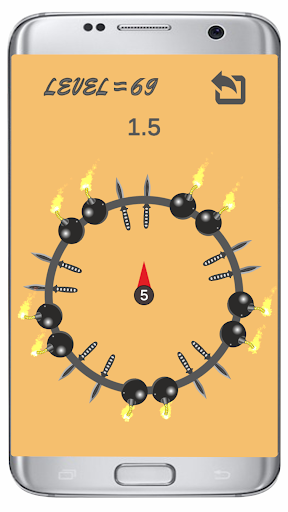 Throw Pin : Free Fire Game  screenshots 20