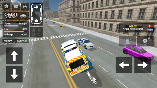 Police Car Driving - Motorbike Riding 1.32 screenshots 12