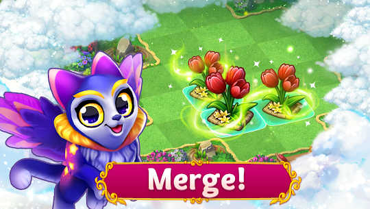 Merge Tale: Pet Love Story – casual puzzle game 3