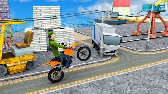 دراجة نارية حيلة الدراجة ألعاب جديدة 6