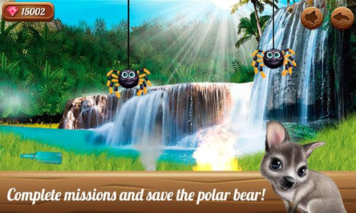 Animal Club: Play to save the Polar Bear  screenshots 22