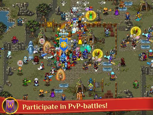 Warspear Online - Classic Pixel MMORPG (MMO, RPG) 9.1.1 Screenshots 20