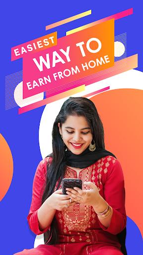Work from Home, Earn Money Online, Start Reselling screenshots 2