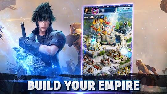 Final Fantasy XV: A New Empire Mod 7.0.9.136 Apk [God Mod] 4