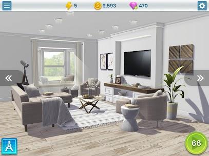 Property Brothers Home Design APK MOD HACK (Dinero Ilimitado) 3