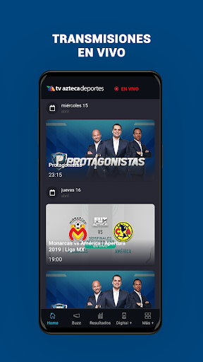 Azteca Deportes android2mod screenshots 5