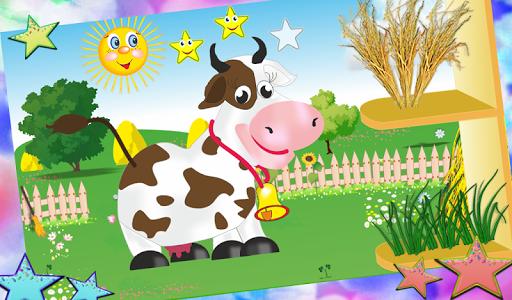 Well-fed farm (for kids)  screenshots 14