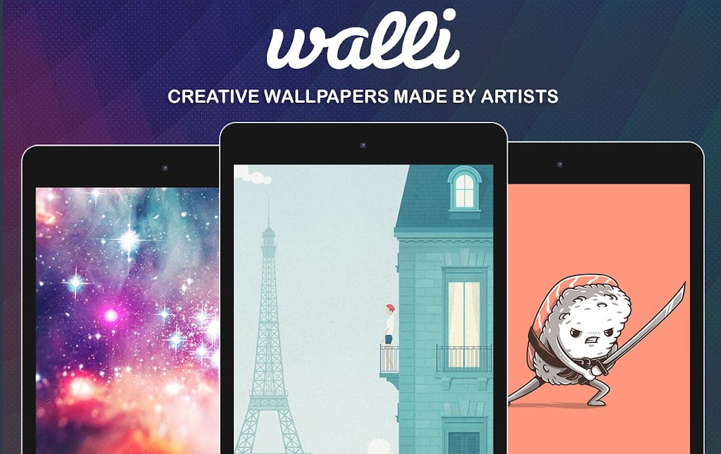 Walli - 4K, HD Wallpapers & Backgrounds  poster 9