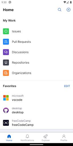 GitHub  screenshots 1