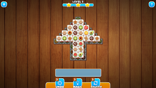 Tile Match Sweet - Classic Triple Matching Puzzle  screenshots 8