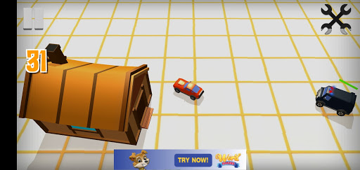 Blazing Drift : Drift and Police Car Chase Game 1.0 screenshots 3